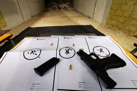 Business purpose gun proficiency