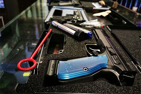 Private firearm classes
